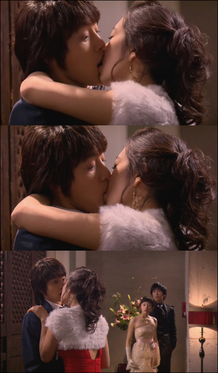 park shin hye s first kiss on goongs popseoul