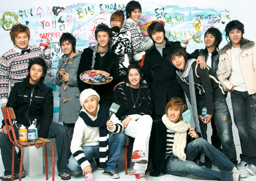 Super Junior Wallpapers