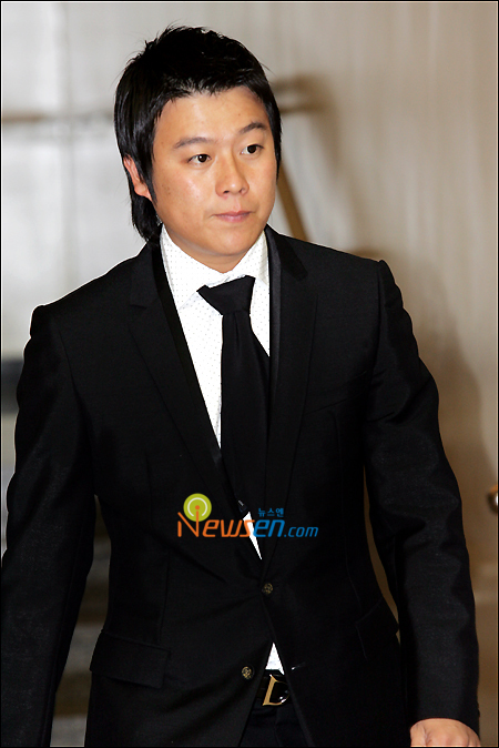 Ryu Si Won's father ...