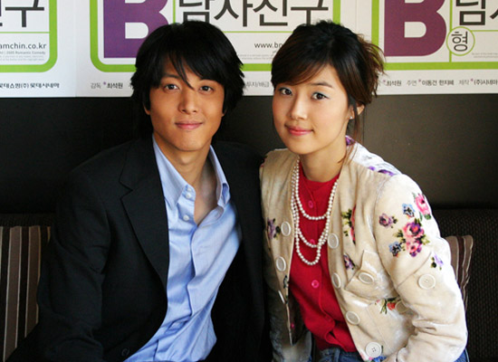 Jang dong gun and kim ha neul dating divas