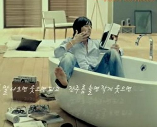 jang dong gun should be naked in the tub popseoul