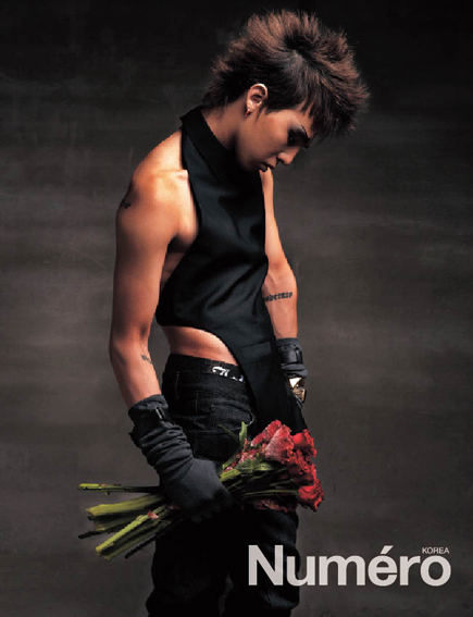 G Dragon Bigbang Fashion Nail Art Sticker Kpop Star Gift: G-Dragon Is Sexy