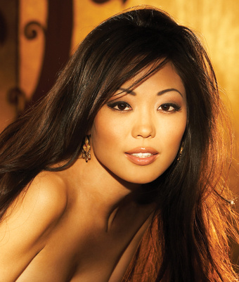 How asian playboy playmates naked