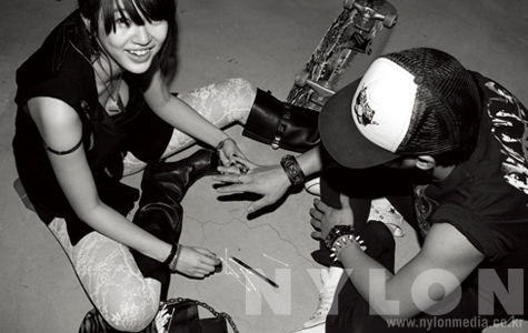 Yun Eun-hye rocks NYLON | POPSEOUL!