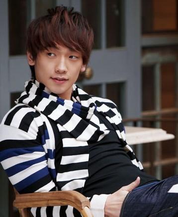 Jung Ji Hoon Rain