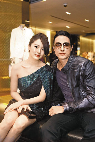 Daniel Henney And Yoon Eun Hye Get Cozy Popseoul