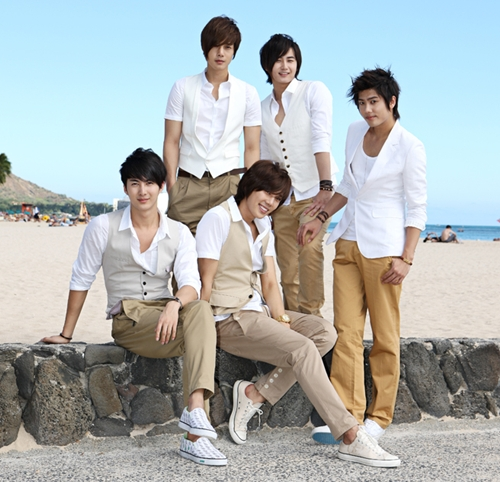 SS501 is a sell out |