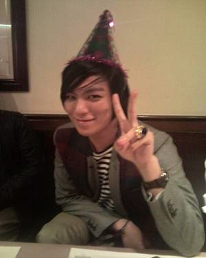 Inna's birthday Bigbang_top1_20091104