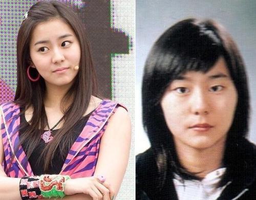 Twitter asli shin se kyung dating 8