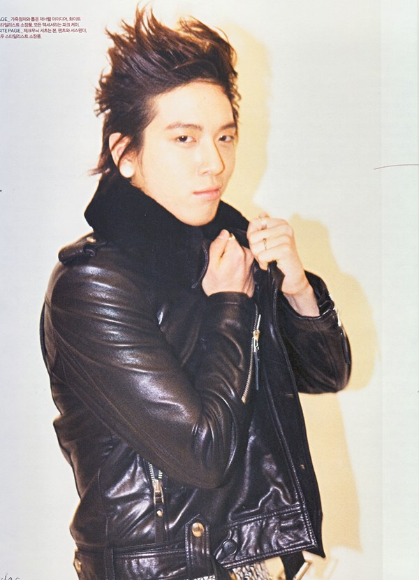 jung yong hwa does nylon popseoul
