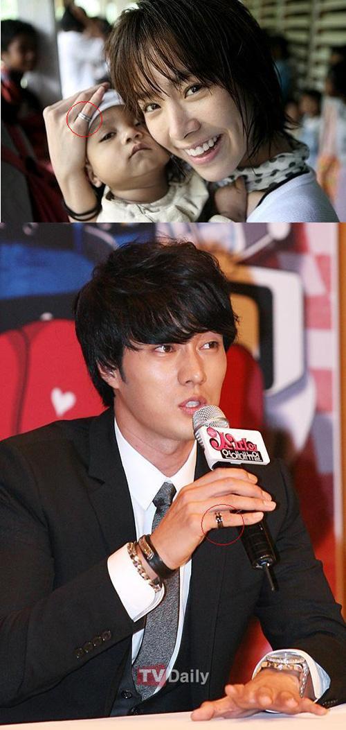 So Ji Sub And Han Ji Min Are Getting Married