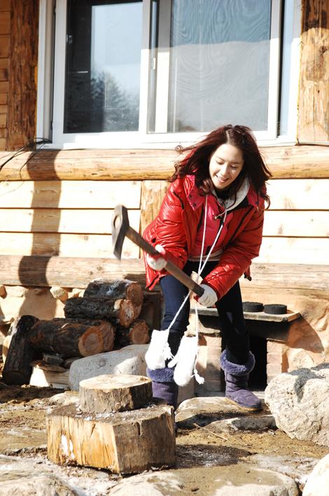"""Yoona Family Outing """"family Outing Season 2"""