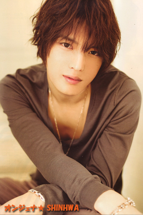 jaejoong hairstyle. pretty boy Jaejoong in its