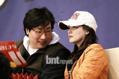 Lee Young-ae'nin kocası