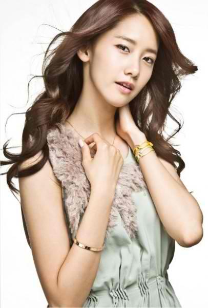 cartier snsd yoona 100604 - Yoona Cute Pics Kpop