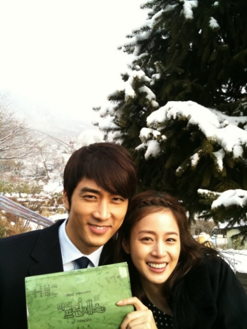 Did Song Seung-heon and Kim Tae-hee get married? | POPSEOUL!