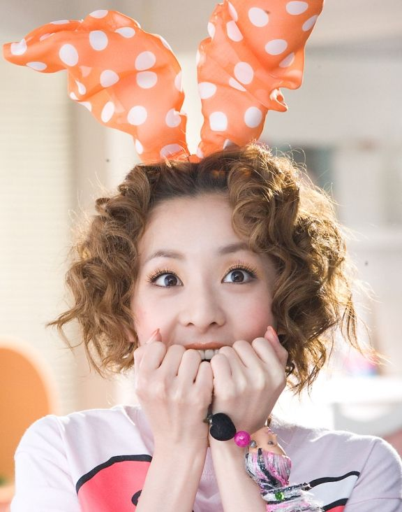 famous singer Dara released a CF for Etude. Before a couple of days