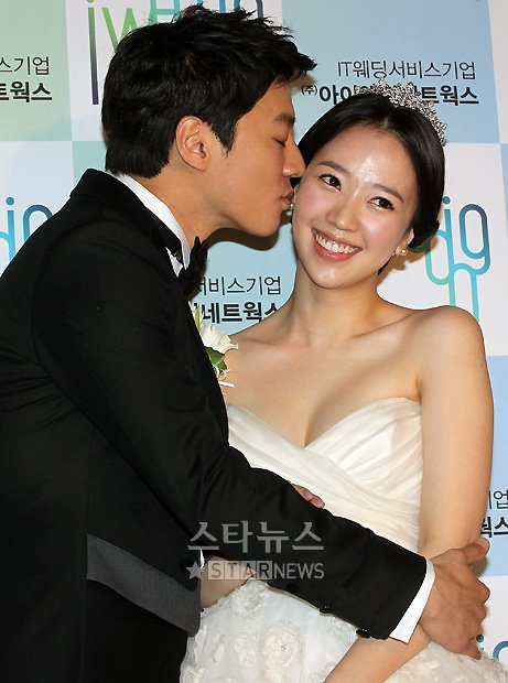 Lee Chun-hee and Jun Hye-jin Wed! | POPSEOUL!