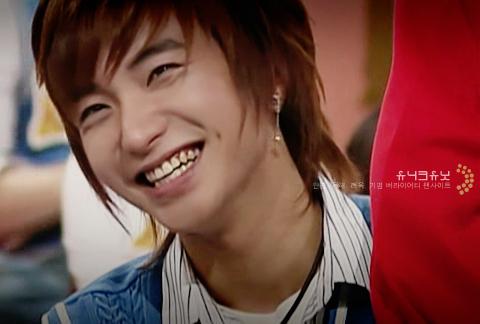 Kim Kibum Smile Kim Kibum Has a Good
