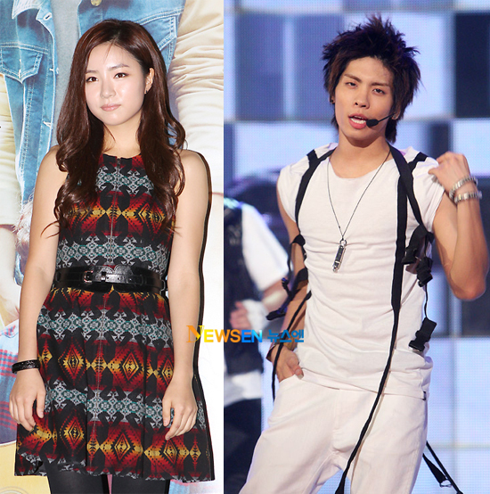 Shinee S Jong Hyun And Sin Se Kyung Are Over Popseoul